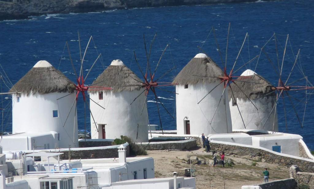 Mykonos Hotels Greece