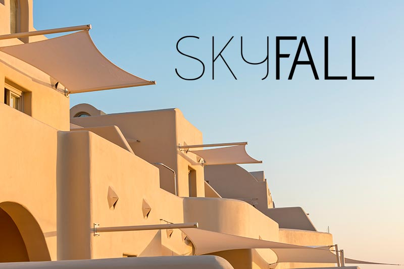 Skyfall Luxury Suites Santorini